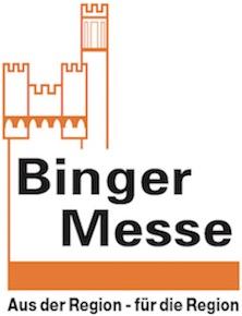 Logo Binger Messe